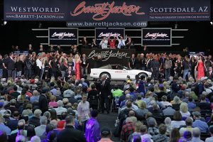Barrett Jackson Car Auction Scottsdale Arizona