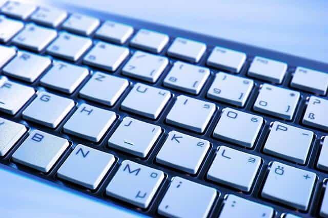 SEO Keyboard Cleanup